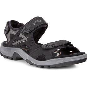 ECCO Offroad Sandals Herren black/dark shadow
